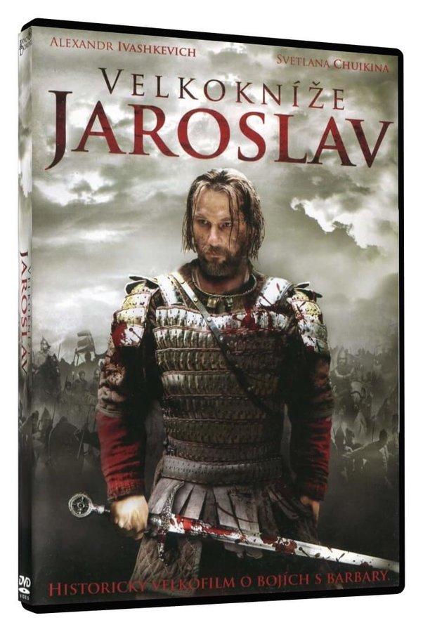 Velkokníže Jaroslav (DVD)