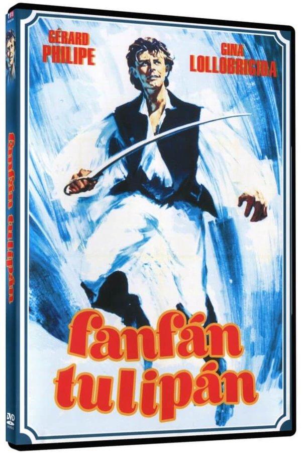 Fanfán Tulipán (DVD)