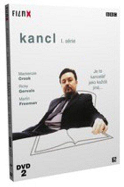 Kancl 1. série DVD 2 (4-6) - edice Film X - české titulky