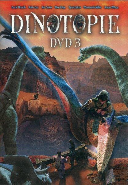 Dinotopie - DVD 3 - tv seriál