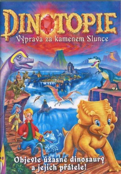 Dinotopie - Výprava za kamenem Slunce (DVD)