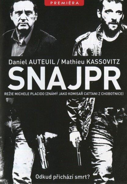 Snajpr (DVD)