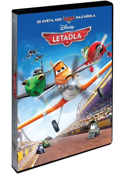 Letadla (DVD)
