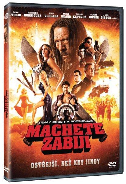 Machete zabíjí (DVD)