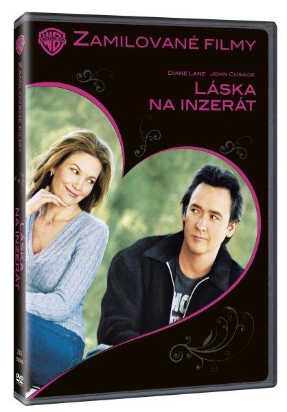 Láska na inzerát (DVD) - edice zamilované filmy