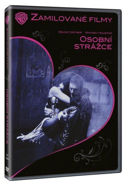 Osobní strážce (DVD) - edice zamilované filmy