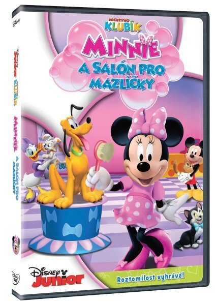 Mickeyho klubík: Minnie a Salón pro mazlíčky (DVD)