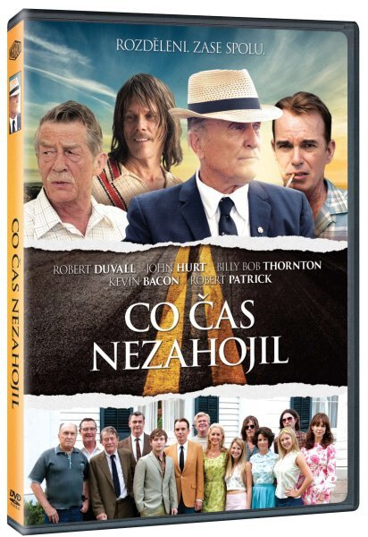 Co čas nezahojil (DVD)