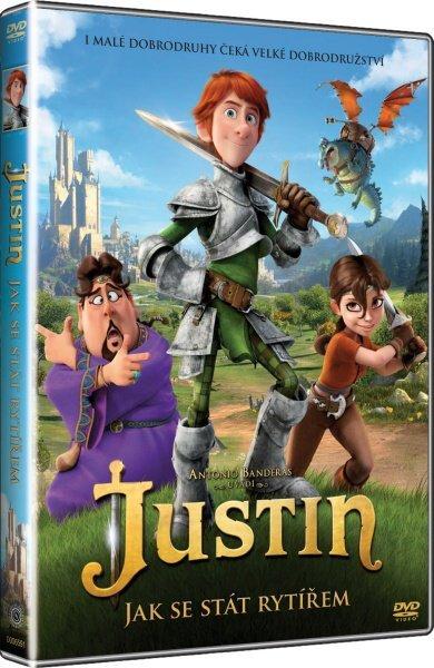 Justin: Jak se stát rytířem (DVD)