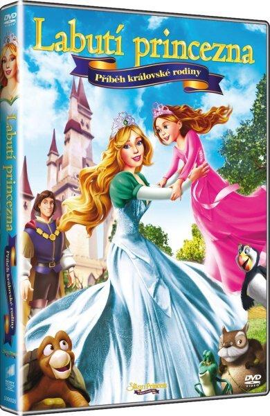 Labutí princezna 5: Příběh královské rodiny (DVD)