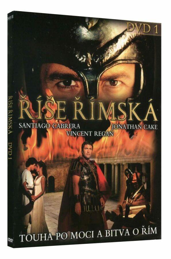 Říše římská - DVD 1