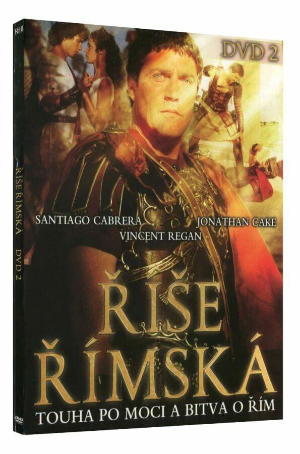 Říše římská - DVD 2
