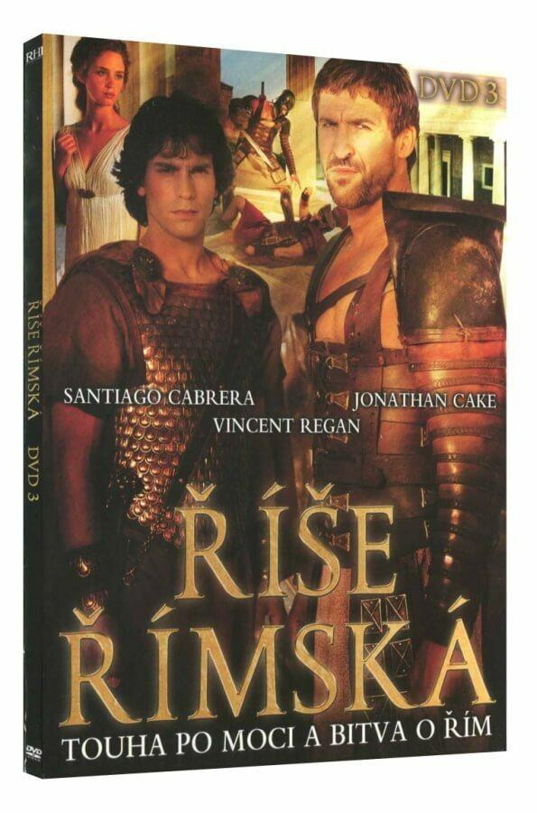 Říše římská - DVD 3