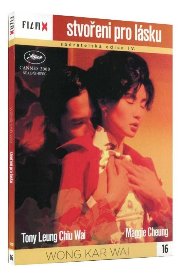 Stvořeni pro lásku (DVD) - edice Film X - české titulky
