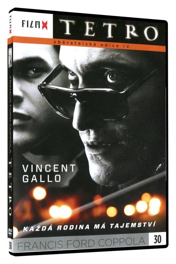 Tetro (DVD) - edice Film X