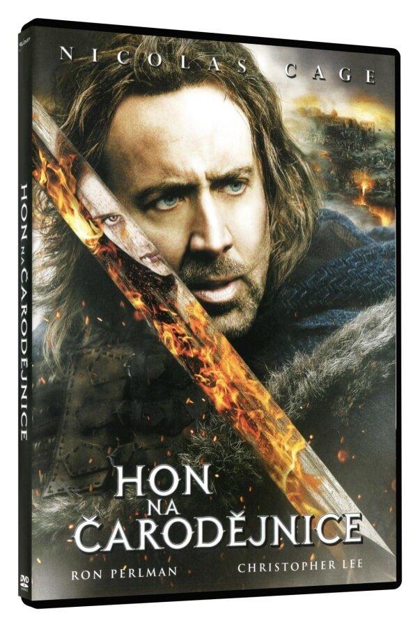 Hon na čarodějnice (DVD)