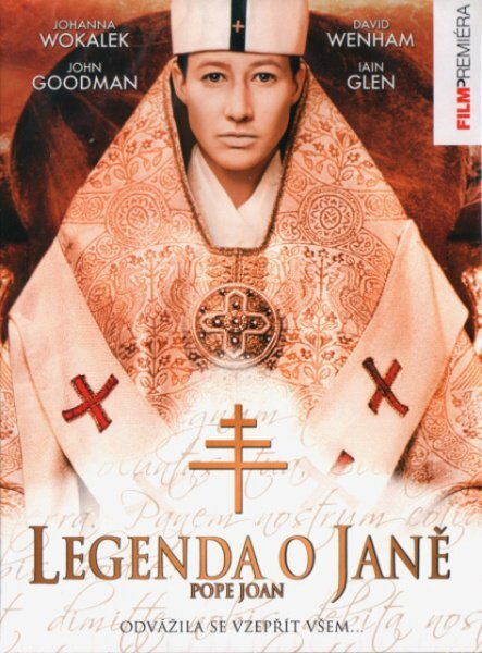 Legenda o Janě (DVD)