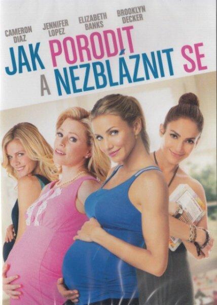 Jak porodit a nezbláznit se (DVD)