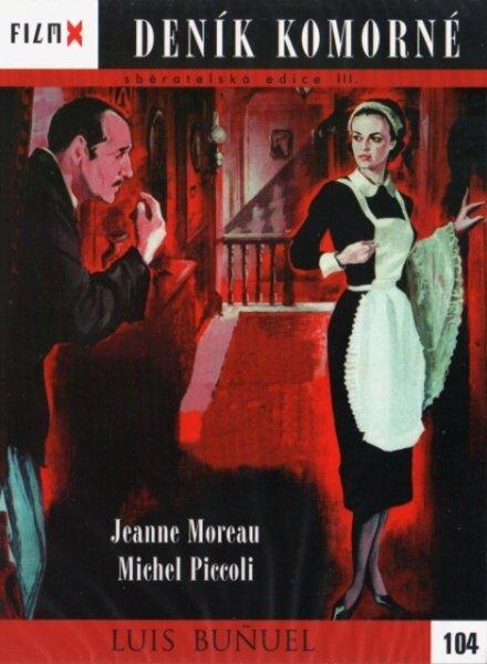 Deník komorné (DVD) - edice Film X