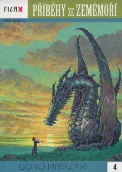 Příběhy ze Zeměmoří (DVD)