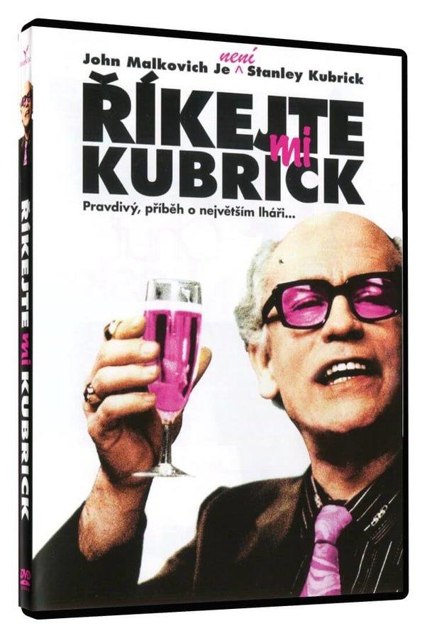 Říkejte mi Kubrick - (DVD) - edice Film X
