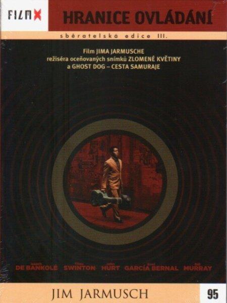 Hranice ovládání (DVD) - edice Film X