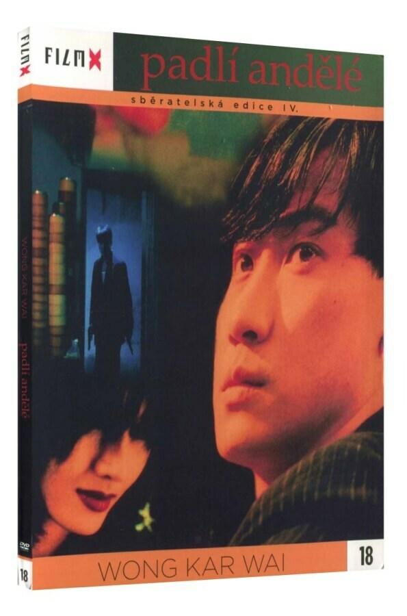 Padlí andělé (DVD) - edice Film X