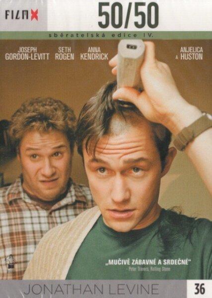 50/50 (DVD) - edice Film X