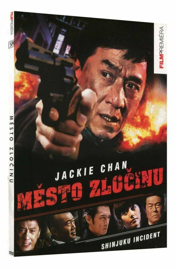 Město zločinu (DVD)