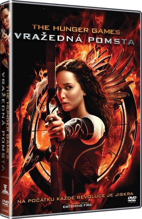 Hunger Games: Vražedná pomsta (DVD)