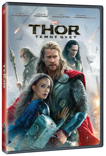 Thor: Temný svět (DVD)