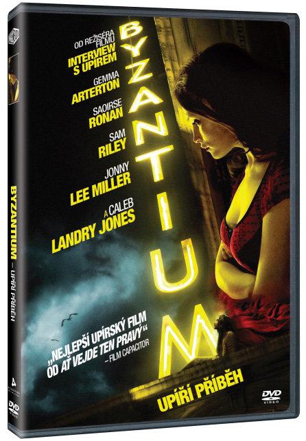 Byzantium: Upíří příběh (DVD)