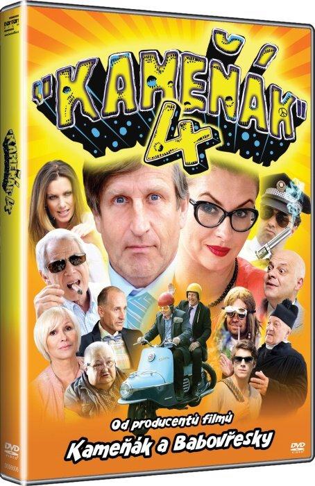 Kameňák 4 (DVD)