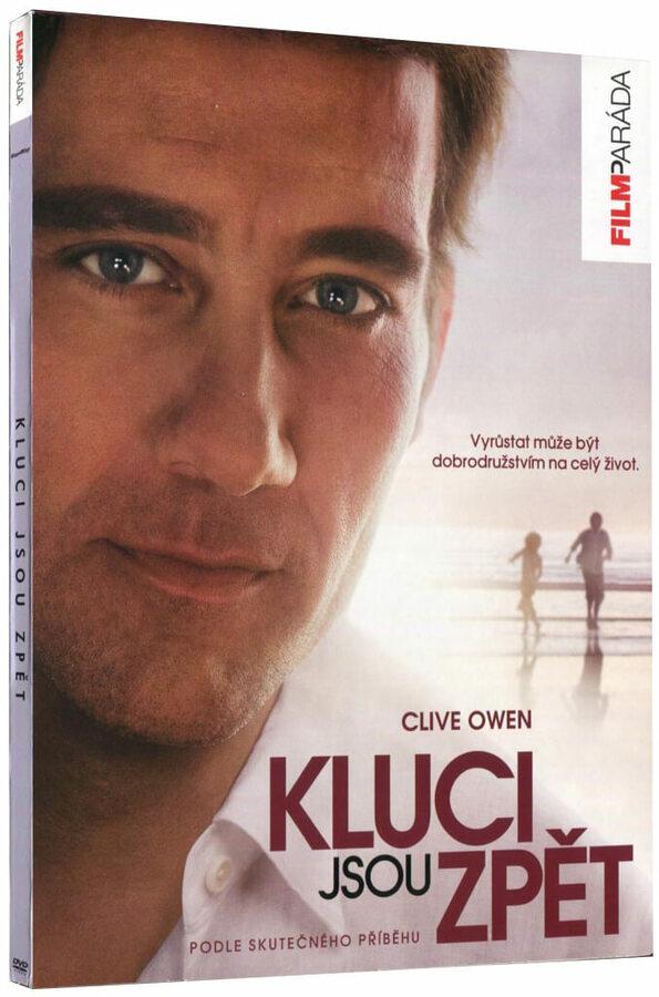 Kluci jsou zpět (DVD)