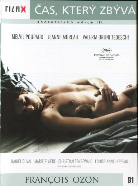 Čas, který zbývá (DVD) - edice Film X