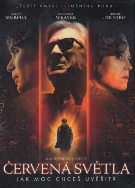 Červená světla (DVD)