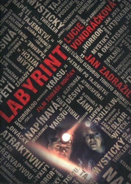Labyrint (DVD) - český film