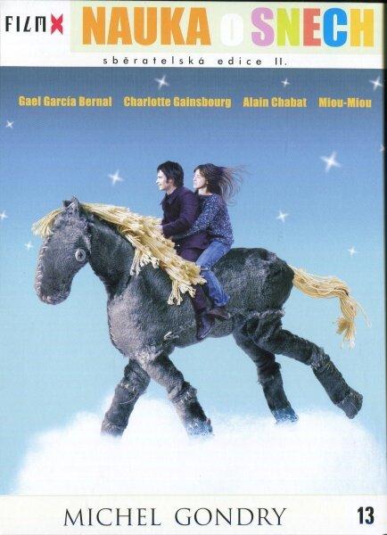 Nauka o snech (DVD) - edice Film X