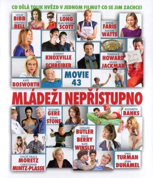 Mládeži nepřístupno (DVD)
