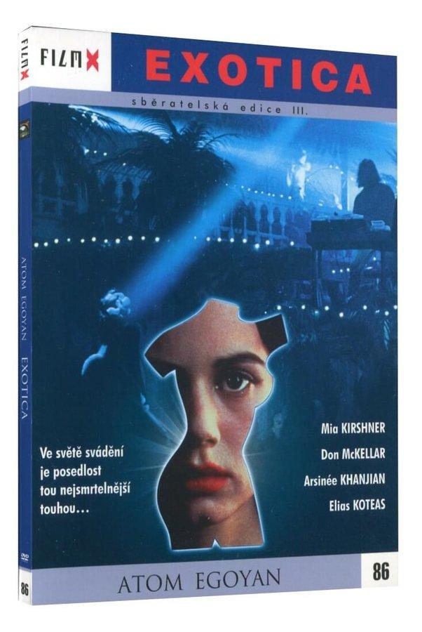Exotica (DVD) - edice Film X
