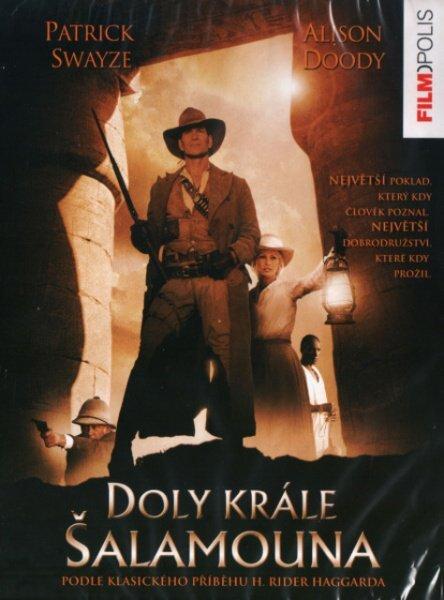 Doly krále Šalamouna (DVD)
