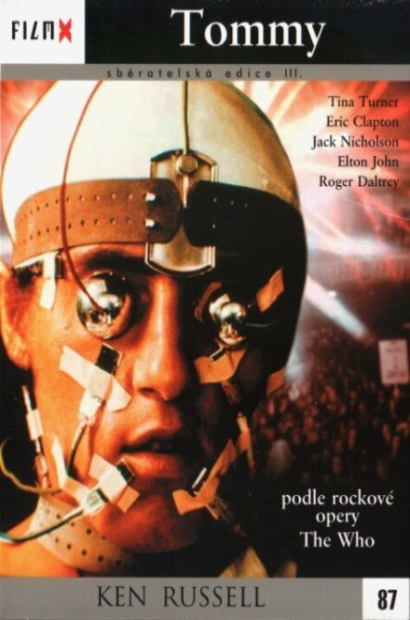 Tommy (DVD) - edice Film X - české titulky