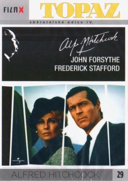 Topaz (Alfred Hitchcock) (DVD) - edice Film X