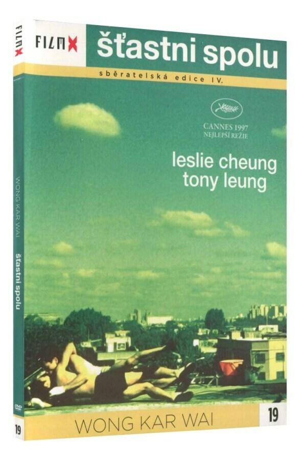 Šťastni spolu (DVD) - edice Film X