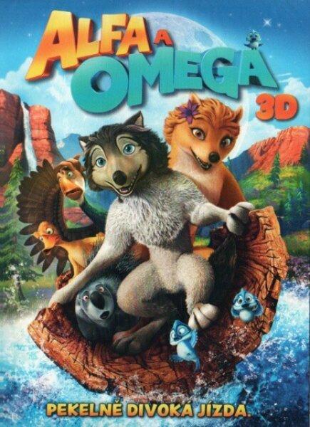 Alfa a Omega (DVD)