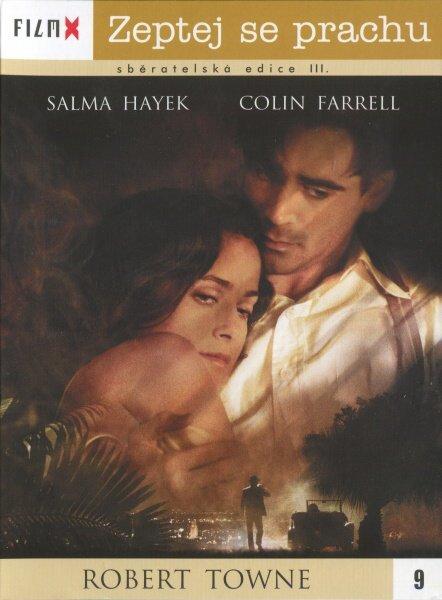 Zeptej se prachu (DVD) - edice Film X