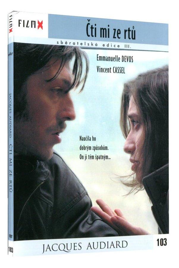 Čti mi ze rtů (DVD) - edice Film X