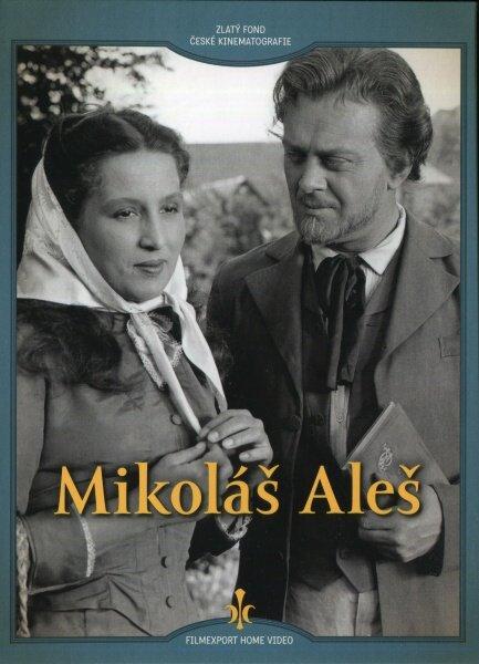 Mikoláš Aleš (DVD) - digipack