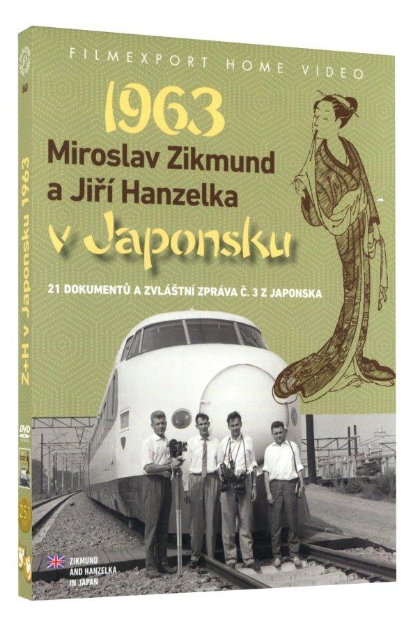 Hanzelka / Zikmund v Japonsku kolekce (2DVD)