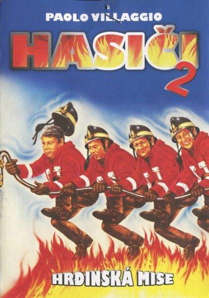 Hasiči 2: Hrdinská mise (DVD) (papírový obal)